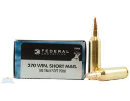 Federal 270 WSM Bullets
