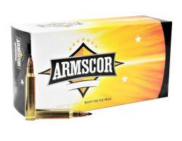 Armscor 62 gr FMJ 5.56x45 Ammunition, 20 Rounds