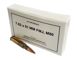 Armscor Ammo 7.62x51mm 147GR FMJ For Sale