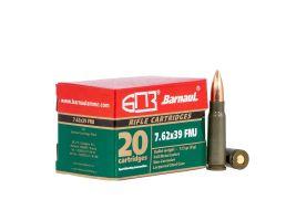 MKS Supply Barnaul 123 gr Full Metal Jacket 7.62x39mm Ammo, 20/box - 762X39FMJ123