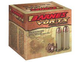 Barnes Bullets VOR-TX 250 gr Barnes XPB .454 Casull Ammo, 20/box - 22024