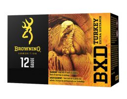 "Browning BXD Turkey 3"" 1 5/8 oz 6 Shot 12 Gauge Ammunition 10 Rounds"
