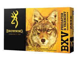 Browning BXV 35 gr .22 Hornet Ammunition  20 Rounds