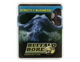 Buffalo Bore 44 Rem Mag 240 gr JHPoint Low Recoil Ammunition, 20 Rounds - 4G/20