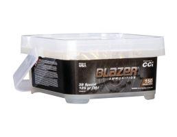 CCI Blazer Brass 38 Special 125 gr FMJ Ammunition 150 Round Bucket