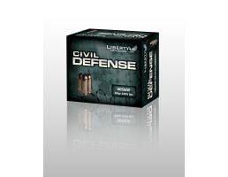 Liberty 40 S&W 60gr HP Civil Defense Ammunition 20rds - LA-CD-40-012