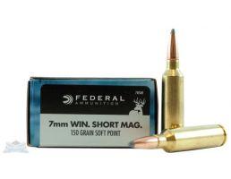 7mm WSM Ammo