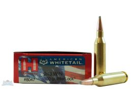 .243 Win Rifle Ammo