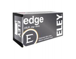 Eley Edge 40 gr Flat Nose .22 LR Ammunition For Sale