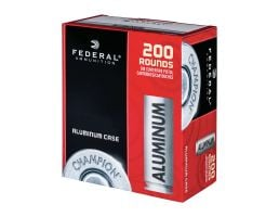 Federal Champion Aluminum 180 gr FMJ .40 S&W Ammo 200 Rounds | PSA