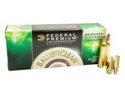 Federal Ballisticlean .223 Remington 42 gr RHT 20 Rounds Ammunition