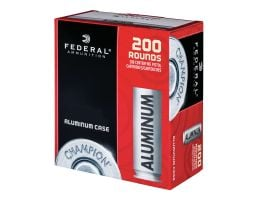 Federal Champion Training 230 gr FMJ Aluminum Cased .45 ACP Ammunition 200 Rounds