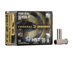 Federal Personal Defense 130gr Micro HST 38 Special Ammunition 20rds