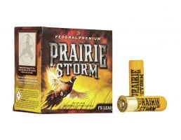 "Federal Prairie Storm 16 Gauge 2 3/4"" 1 oz 6 Shot 25 Rounds"