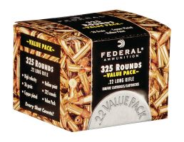 Federal Premium Champion 36 gr CPHP .22 LR 325 Rounds Ammunition