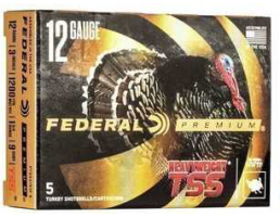 """Federal Premium Heavyweight TSS 12 Gauge 3"""" 7,9 Shot 2 oz Shotshell, 5/Box - PTSSX197F 79"""