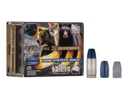 Federal Premium .357 Magnum 180 gr Solid Core Synthetic 20 Rounds
