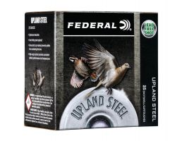 "Federal Upland Steel 28 Gauge 2.75"" 6 Shot 5/8 oz 25 Rounds"