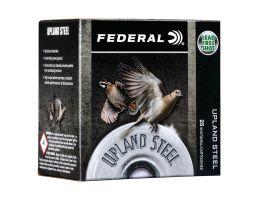 """Federal Upland Steel .410 Gauge 2 3/4"""" 25 Rounds Ammunition"""