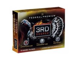 "Federal Premium 3rd Degree with Heavyweight TSS 3.5"" 12 Gauge Ammo 5, 6, 7, 5/box - PTDX139 567"