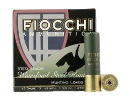 "Fiocchi Shooting Dynamics 12 Gauge 3"" 1 3/8 oz 1 Shot 25 Rounds"