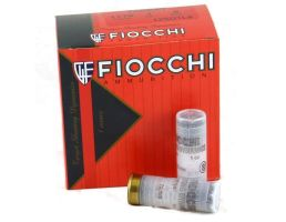 "Fiocchi Shooting Dynamics 2.75"" 1 oz 8 Shot 12 Gauge Ammunition 25 Rounds"