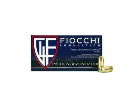 Fiocchi 45 Auto/ACP 230gr FMJ  Ammunition 50ct box- 45A