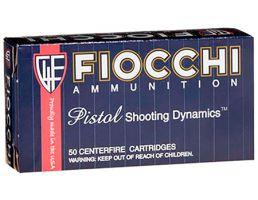Fiocchi 44 Magnum 200gr SJHP Ammunition - 44B