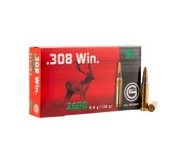 Geco Zero 136 gr Jacketed Hollow Point .308 Win Ammo