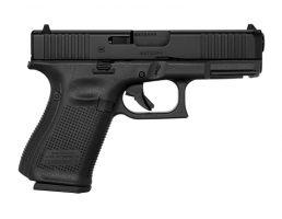 Glock 23 Gen 5 FS .40 S&W Pistol, Black