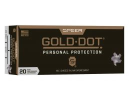 Speer Gold Dot Rifle Personal Protection .300 Blackout 210 gr Speer Gold Dot 20 Rounds