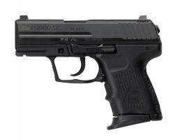 HK P2000SK V3 DA/SA .40 S&W Pistol, Black - 81000059