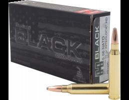 Hornady Black 75 gr InterLock HD 5.56 Ammo