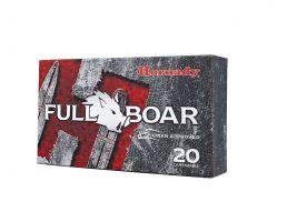 Hornady GMX Full Boar 16 grain 308 Win Ammo 20rds - 80987