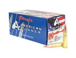 Hornady American Gunner 125 gr HP 300 AAC Blackout Ammunition 200rd Bulk Box