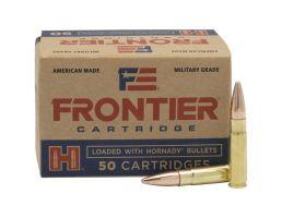 Hornady Frontier 125 gr FMJ 300 AAC Blackout Ammo