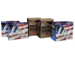 Hornady American Defense .45ACP 185GR XTP AG (4) / 185GR FTX CD (2) with Pistol Case