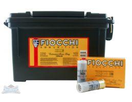 "Fiocchi 12ga 2.75"" 1oz Rifled Slug Plano Box Shotshell Ammunition 10rds - 12FSLUG"