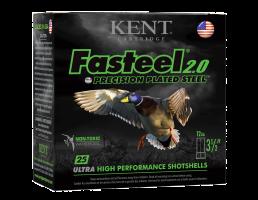 """Kent Fasteel 2.0 12 Gauge Ammo 3.5"""" BB, 10 rds/box - K1235FS42-BB"""