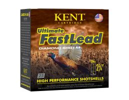 "Kent Ultimate Fast Lead 20 Gauge 2 3/4"" 1 oz 7.5 Shot 25 Rounds"