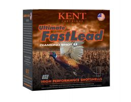 "Kent Ultimate Fast Lead 20 Gauge 3"" 1 1/4 oz 5 Shot 25 Rounds"