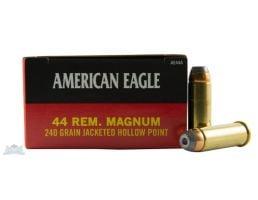 American Eagle 44 Magnum 240gr JHP Ammunition 50rds - AE44A