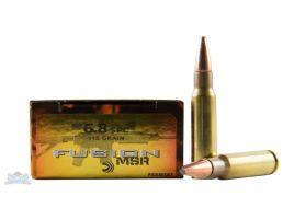 Federal 6.8 SPC 115gr Fusion MSR Ammunition 20rds 0 F68MSR1