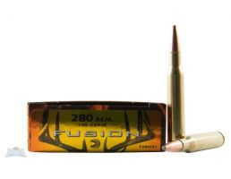 Federal 280 Remington 140 Grain Fusion Ammunition 20rds - F280FS1