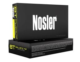 Nosler 30-30 Win 150 grain Ballistic Tip Hunting Rifle Ammo, 20/Box - 40065
