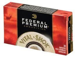 Federal 270 130gr Trophy Bonded Tip Ammunition 20rds - P270TT1