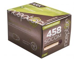 Polycase .458 SOCOM 140gr ARX Inceptor Ammunition, 20 Round Box - 458ARXBR-20