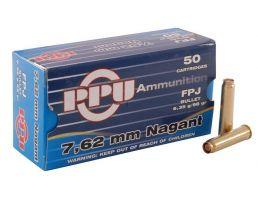 Prvi Partizan 7.62 Nagant FPJ 98 gr 50 Rounds Ammunition - PPH762N