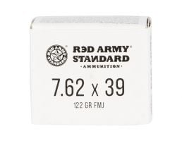 Red Army Standard 7.62x39mm 122GR FMJ 20rd