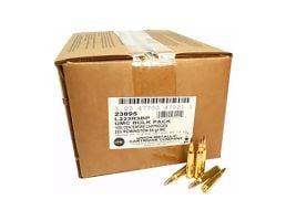 Remington UMC Rifle 55 gr FMJ .223 Remington Ammunition, 1000 Rounds